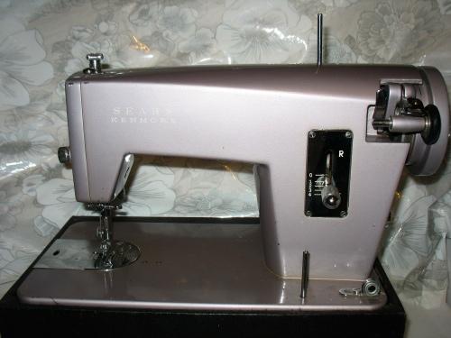 Kenmore Model 40 Straight Stitch Sewing Machine Stitch Nerd Extraordinary Kenmore 28 Sewing Machine