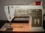 Singer Touch & Sew Golden Deluxe Zig Zag 750