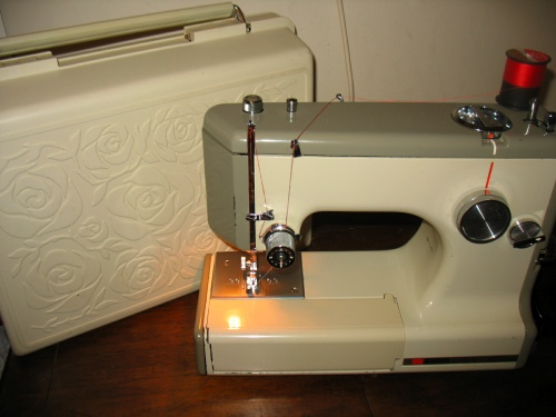 Sewing Machine Stitch Nerd Custom Kenmore Sewing Machine Vintage