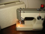 Kenmore 1040 Zig Zag - to read a review on this machine click on the Sewing Machine Review Tab at the top of my blog.