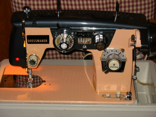 My Sewing Machines Stitch Nerd Magnificent Hay Day Sewing Machine
