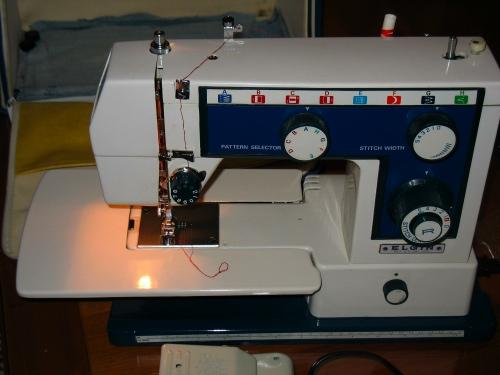Elgin Model 2468 Sewing Machine Original MANUAL ON CD