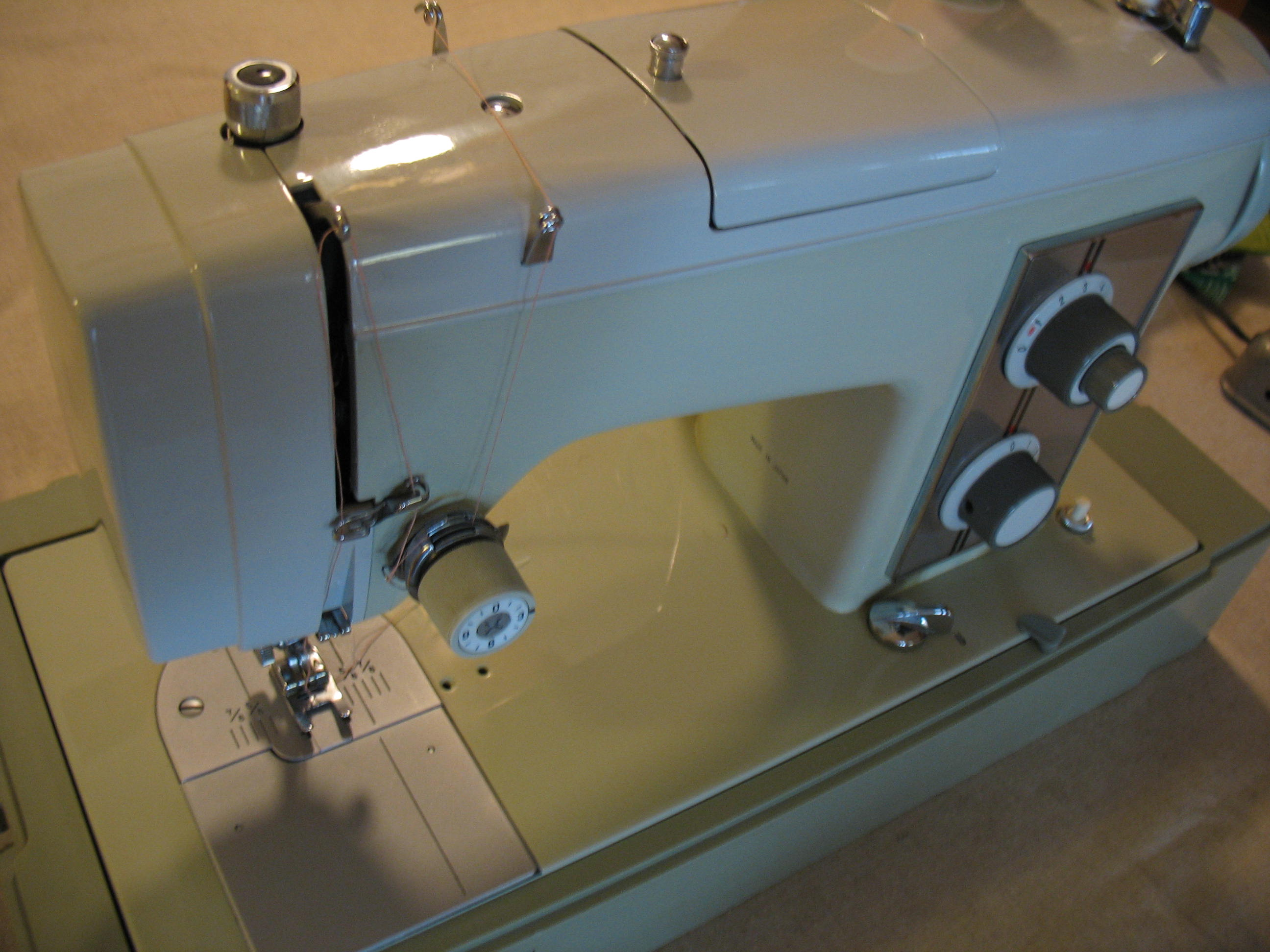 Green Sears Kenmore 158.17511 (Model 1751) Sewing Machine – A Review