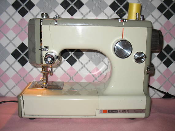 sears kenmore sewing machine 158