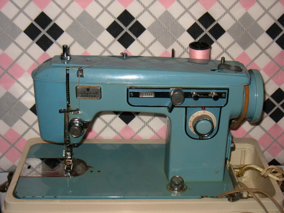 Brother Sewing Machine Stitch Nerd Classy Blue Kenmore Sewing Machine