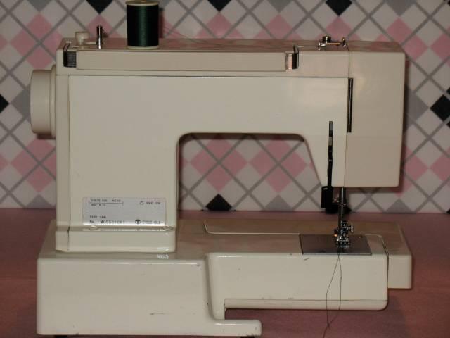 elnita sewing machine manual