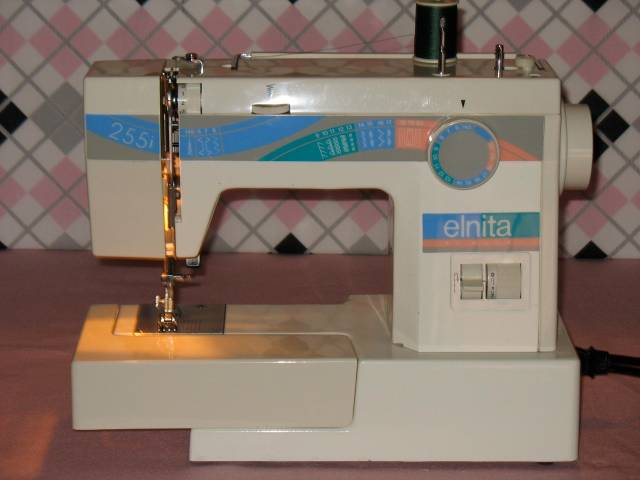 Sewing Machine Stitch Nerd Page 40 Adorable Elnita 200 Sewing Machine Review