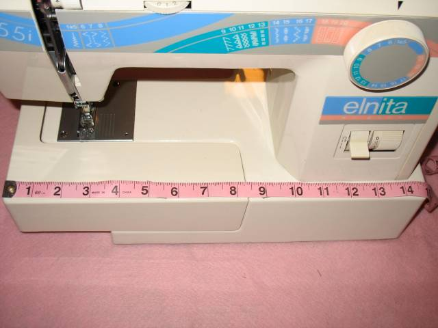 July 40 Stitch Nerd Extraordinary Elnita 200 Sewing Machine Review