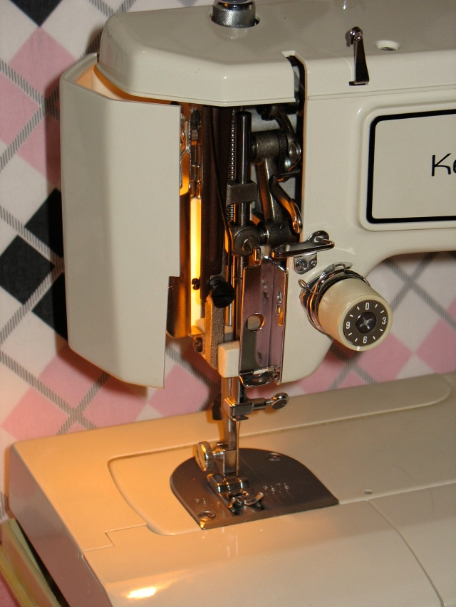 148 Best Images About Craft Ideas For Girls On Pinterest: Sears Kenmore 148.15600 (Model 1560) Sewing Machine