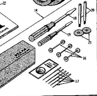 Pink Sears Kenmore Sewing Machine (159.110)