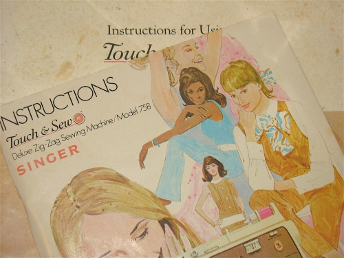 Free Singer Sewing Machine Manual