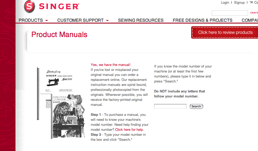 Free Singer Sewing Machine Manual Stitch Nerd Delectable Singer Sewing Machine Manual Free Download