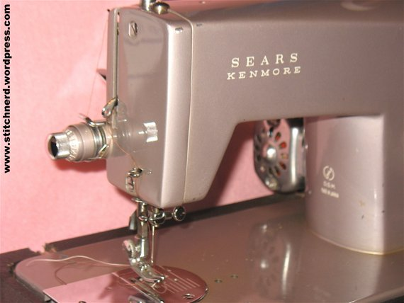 Kenmore Sewing Machine Stitch Nerd Unique Kenmore Sewing Machine 385 Review